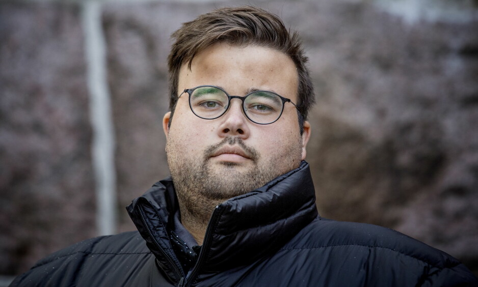 SKREMMENDE OPPLEVELSE: Jørgen Foss er tilbake i Norge etter at han i midten av oktober ble brutalt overfalt og ranet. Når forteller han hva som skjedde. Foto: Jørn H. Moen / Dagbladet