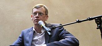 DN-redaktør langer ut mot egen konsernsjef