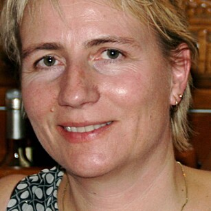LEKTOR: Annelise Fjeld Knutsen.
