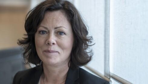 MINISTER: Barne- og likestillingsminister Solveig Horne. Foto: Øistein Norum Monsen / Dagbladet