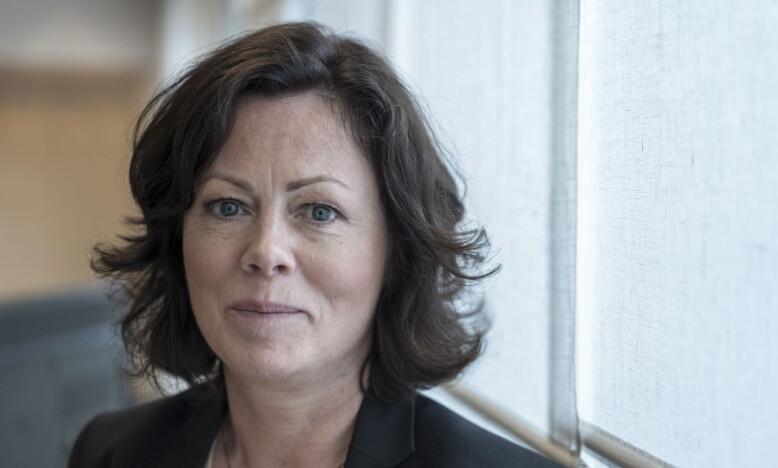ULOVLIG: Solveig Horne sier hun er glad metoo har blitt et fenomen. Foto: Øistein Norum Monsen / Dagbladet