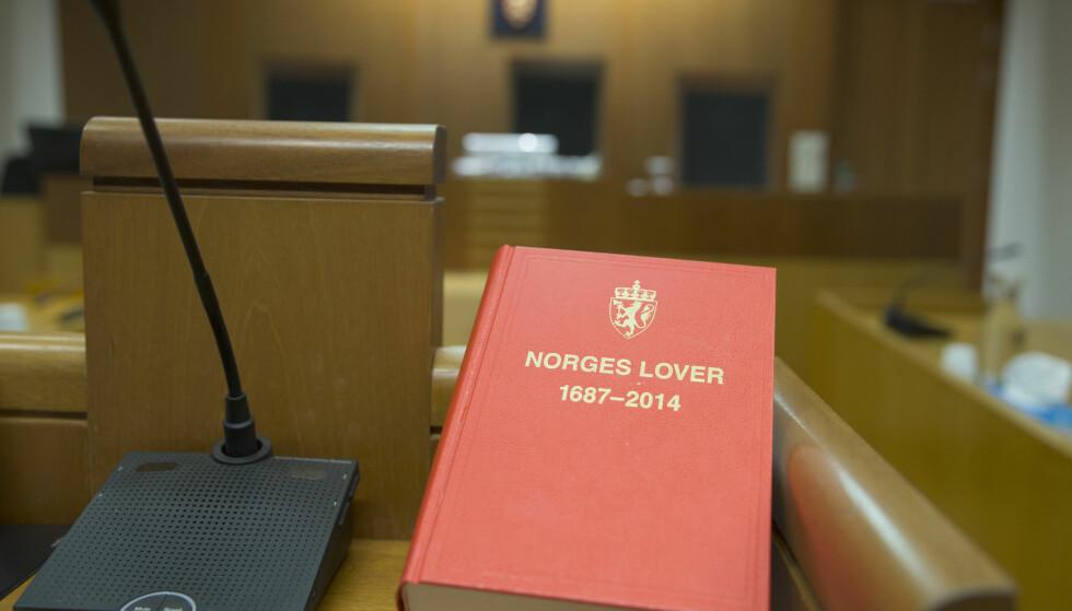 Fengslet: Et foreldrepar er fengslet i fire uker i Oslo tingrett etter at de er blitt siktet for vold mot barna sine. Foto: Terje Pedersen / NTB scanpix