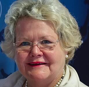 FLERE REISENDE, MER SYKDOM: Emma Elisabeth Vennesland i Europeiske Reiseforsikring forteller at antall reisende øker, og dermed også utbetalingene fra forsikringsselskapene. (Foto: Europeiske Reiseforsikring)