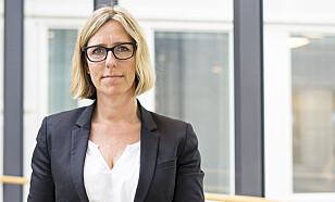 SPANIA PÅ TOPPEN: Skadeforbygger i Sparebank 1, Therese Nielsen ser at Spania er på topp når det gjelder reiseforsikringssaker. (Foto: Sparebank 1)