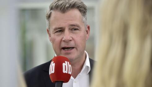 JUSTISMINISTER: Justisminister Per Willy Amundsen (Frp). Foto: Lars Eivind Bones / Dagbladet