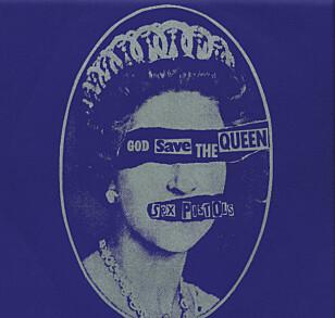 40 år siden: Sex Pistols ga ut «God Save The Queen».