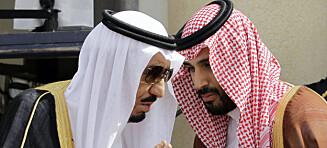 Det kaotiske døgnet som rystet Saudi-Arabia
