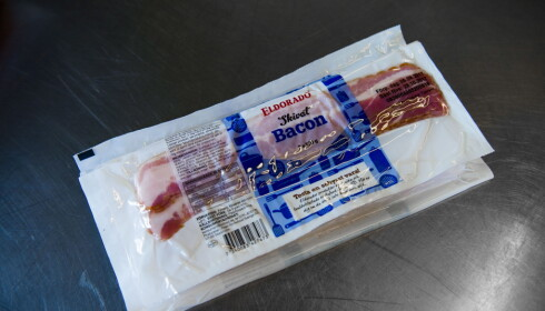 ELDORADO: Litt lite smak, ellers et godt bacon,