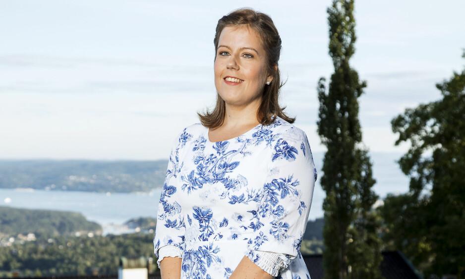 ET LETTERE LIV: Stine J. Lauritsen fra Fjerdingby i Akershus angrer ikke en dag på at hun i 2010 bestemte seg for å endre livsstilen dramatisk. Nå er hun hele 64 kilo lettere. Foto: Morten Eik og privat