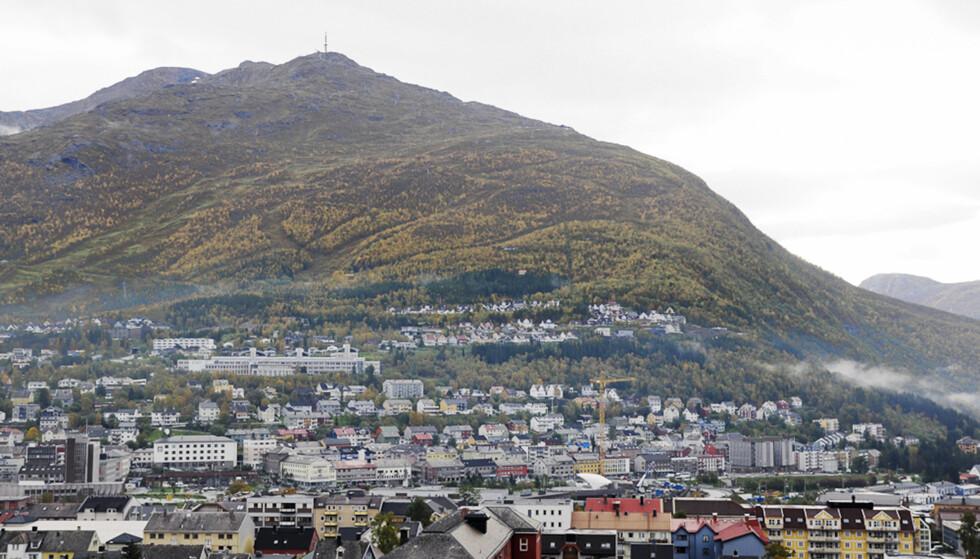 TAPER: Narvik kommune kan tape stort på regelendringen, mener ordfører Rune Edvartsen. Foto: Jan Fredrik Frantzen, UNN