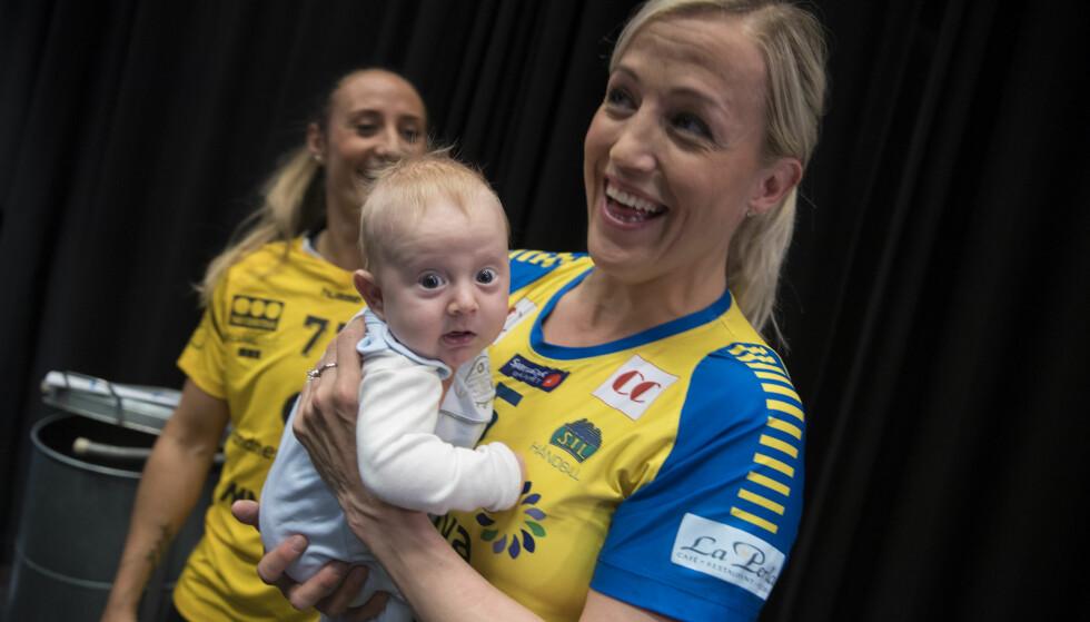 MED TIL VM: Heidi Løke og sønnen Oscar skal begge til VM i desember. Foto: Vidar Ruud / NTB scanpix