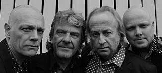 Levi Henriksen & Babylon Badlands synger og spiller for døde og levende