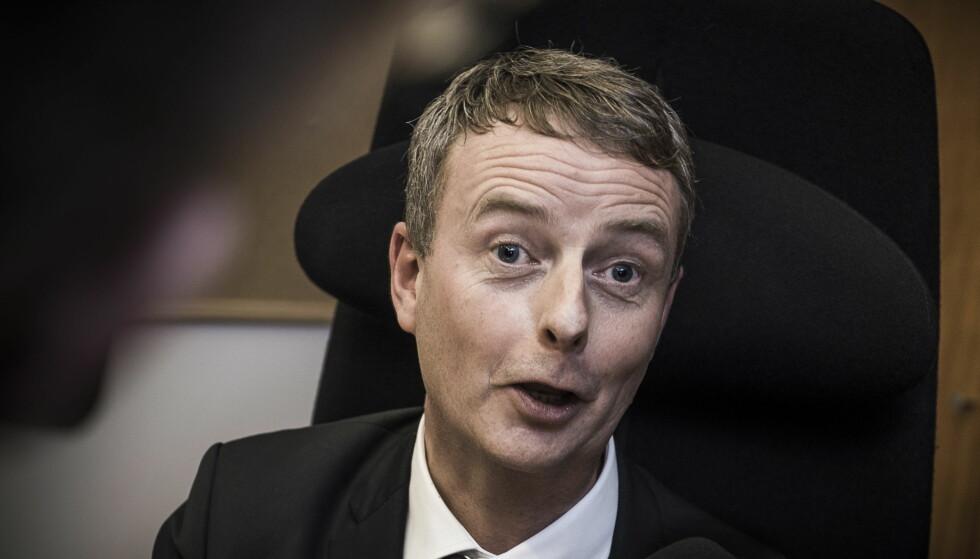 Omstridt: Terje Søviknes. Foto: Lars Eivind Bones / Dagbladet