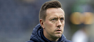 Ian Burchnall sparket som trener for Viking
