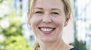 TALSPERSON: Linda Nilsen Methi.