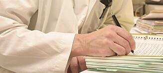 Lar verden snoke i norske pasientjournaler