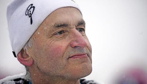 PAPPA: John Northug er en del av teamet. Foto: Rune Stoltz Bertinussen / NTB scanpix