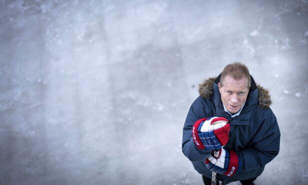BEKYMRET: Vålerengatrener og tidligere landslagssjef Roy Johansen er bekymret over at nye baner som kommer i Get-ligaen har endrede og smalere profiler. Foto: Øistein Norum Monsen / Dagbladet