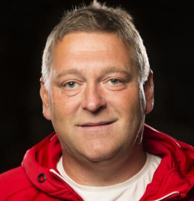 DELER BEKYMRINGEN: Styreleder Bjørn Viggo Nilsen i Stjernen Hockey deler bekymringen til Roy Johansen om mindre baner. Foto: Stjernen Hockey