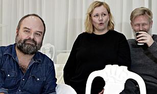 YDMYK: Atle Antonsen fikk rollen som Willy Loman av regissør Trond Espen Seim. - En rolle jeg ikke kunne si nei til, sier han - sammen med Laila Goody som spiller hans kone i «En handelsreisendes død». Foto: Anders Grønneberg