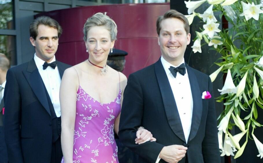 GIFT I 18 år: Prinsesse Alexandra av Sayn-Wittgenstein-Berleburg og greve Jefferson-Friedrich von Pfeil bestemte seg for å skilles i mai i år. Nå har førstnevnte funnet lykken på ny. Foto: NTB Scanpix