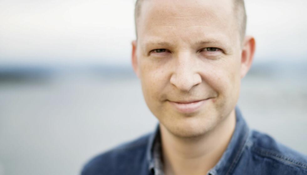 VONDT TEMA: Anders Totland skriver spennende og tilgjengelig om et vanskelig tema. Foto: GYLDENDAL / MARIUS KNUTSEN