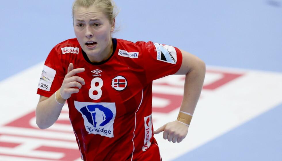 NY KONTAKT: Vilde Ingstad har forlenget kontrakten med Esjberg Foto: Vidar Ruud / NTB scanpix
