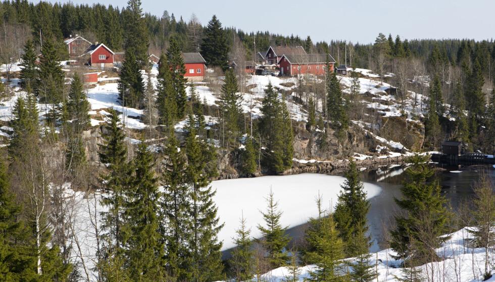 BART: Antall skidager ved målestasjonen Bjørnholt midt i Oslo-marka har krympet med 39 dager de siste 30 åra, sammenliknet med den foregående 30-årsperioden. En skidag regnes som 25 centimeter snø eller mer. Foto: Espen Bratlie / Samfoto