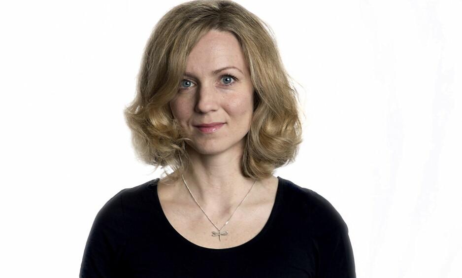<strong>VINNER:</strong> Dagbladets kommentator og filmkritiker Inger Merete Hobbelstad. Foto: Bjørn Langsem / DAGBLADET