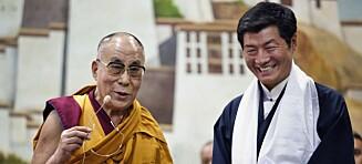 Tibets eksilleder advarer mot Kinas «nye æra»