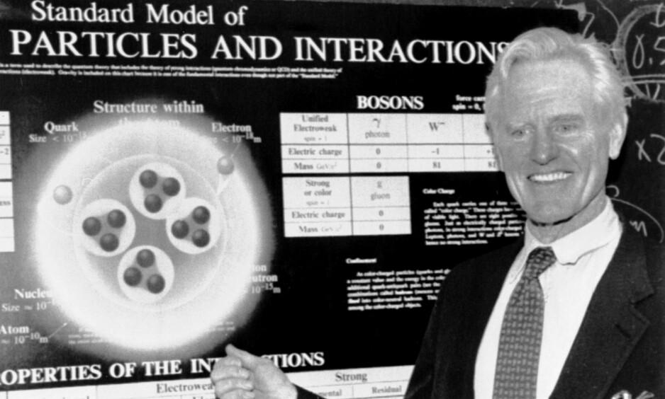 ADVARTE: Det er 25 år siden nobelprisvinner Henry Kendall var forfatteren bak advarselen til menneskeheten. Nå står flere verdensledende klimaforskere bak en ny advarsel til menneskeheten. Foto: Jim Bourg / REUTERS / NTB scanpix