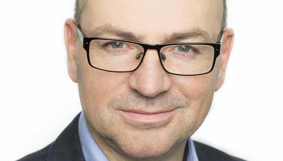 NY DIREKTØR: Bjørnar Gundersen skal fungere som administrerende direktør i Statistisk sentralbyrå inntil videre. Foto: SSB / NTB scanpix