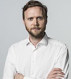 2016 Politisk redaktør    Geir Ramnefjell, vignettbilder, byline, portrett. Foto: Lars Eivind Bones / Dagbladet