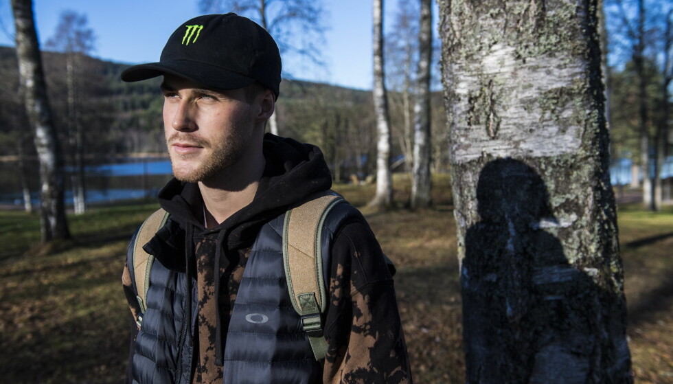 GØY: Ståle Sandbech liker de danske kommentatorenes reaksjon. Foto: Lars Eivind Bones / Dagbladet