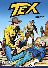 IKKE SLUTT: Tex Willer kronologisk fortsetter på ubestemt tid, eller ut på de evige jaktmarker som man sier i det ville vesten.