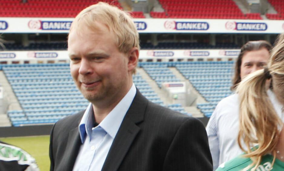 BEKLAGER: TV 2-redaktør Vegard Jansen Hagen. Foto: Heiko Junge / SCANPIX .