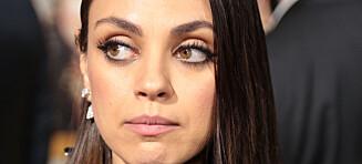 Mila Kunis avslørte hemmelig «svindeljobb»