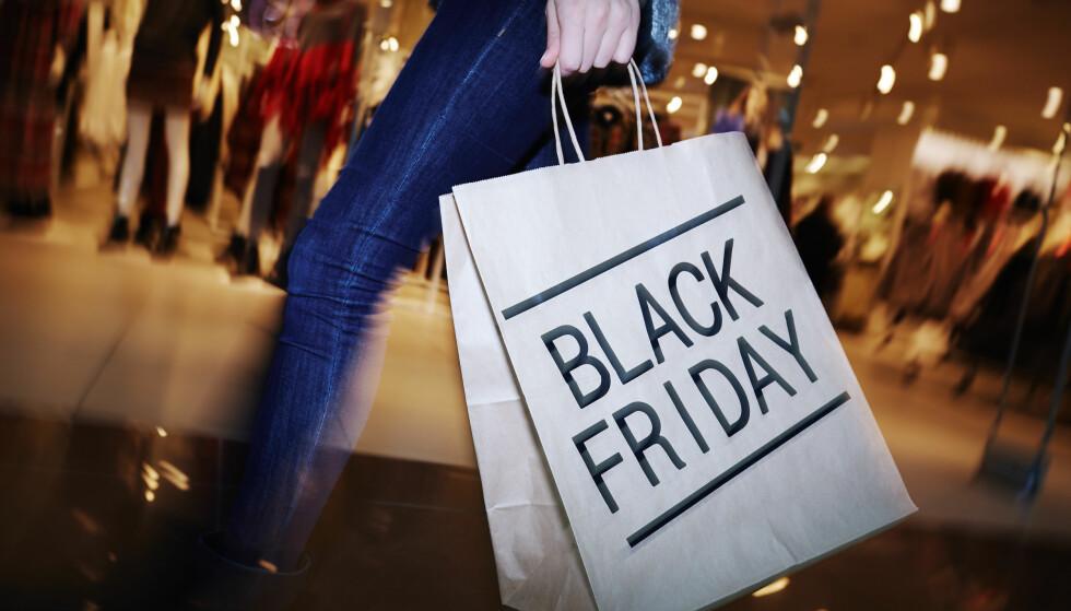 Slik sparer du tid og penger på Black Friday