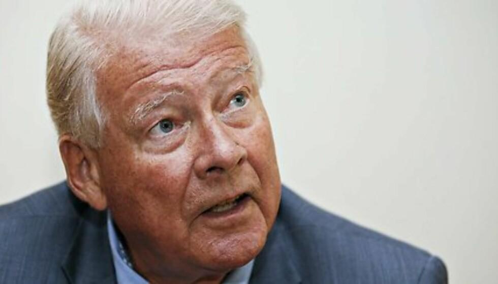 VIL IKKE KOMMENTERE BREV: Frp-nestor Carl I. Hagen vil ikke kommentere saken ytterligere overfor Dagbladet onsdag.