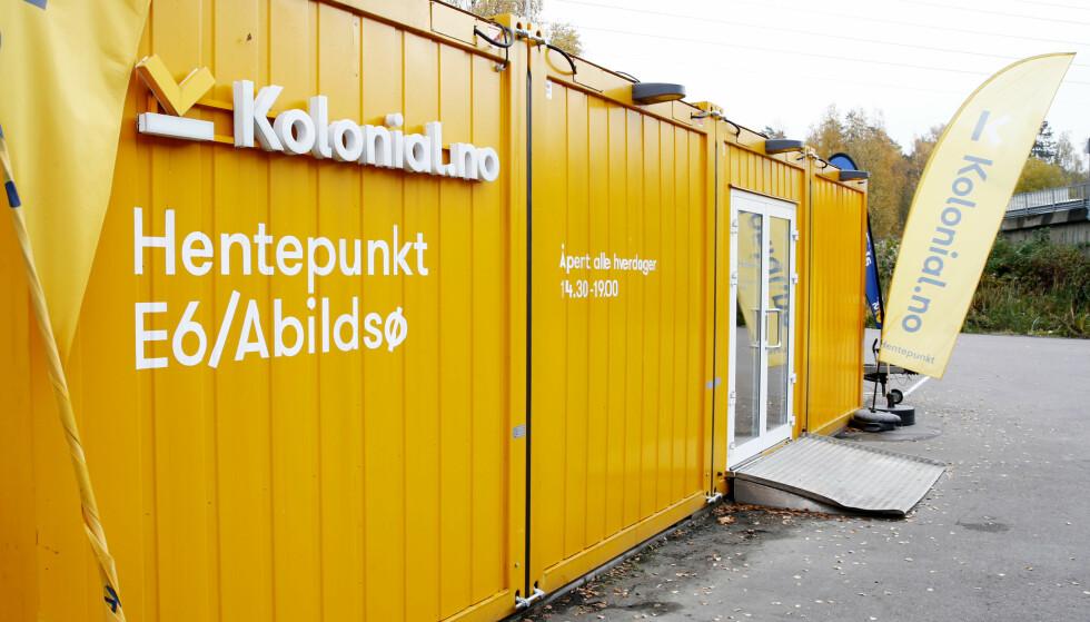 KUTTER: Kolonials hentepunkt på Abildsø i Oslo. Nå må bedriften kutte. Foto: Håkon Mosvold Larsen / NTB scanpix