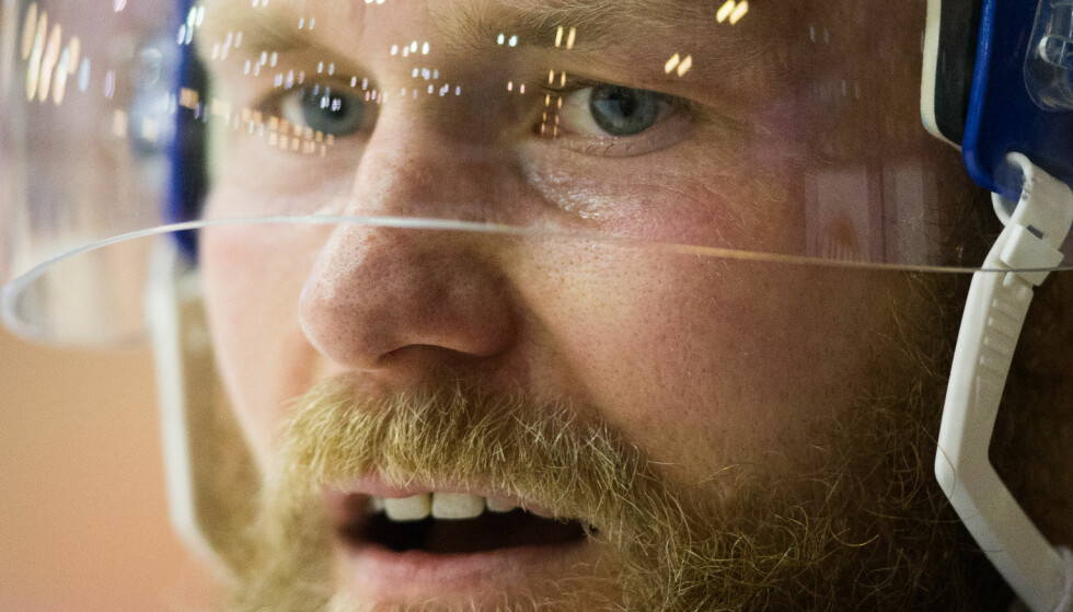 Ishockeystjerna om fremtiden: - Jeg står med et bein i Norge og et utenfor