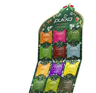 SNART UTSOLGT? Tekalenderne fra Pukka flyr ut av butikkhyllene.