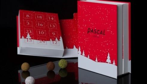 TRØFFEL: Pascals julekalender kommer også i en glutenfri og nøttefri variant, uten ekstra tillegg i prisen.