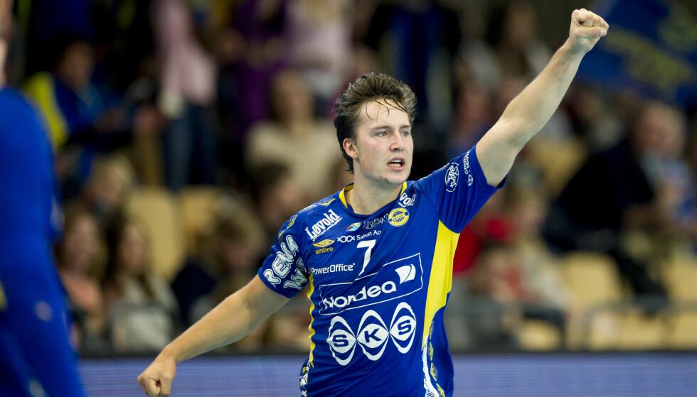 FINALEKLARE: Alexander Ørjevik Westby og Bodø- Dette bildet er fra cupfinalen i 2015. Foto: Jon Olav Nesvold / NTB scanpix