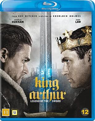 GUY RICHIE har skiftet ut Sherlock Holmes med et annet britisk ikon - Kong Arthur.