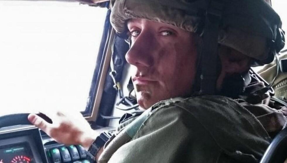 DREPT: Conor McPherson ble drept under en øvelse i august i fjor. Foto: Ministry of Defence