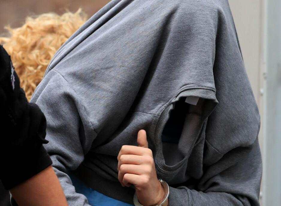 SKYLDIG I HIV-SMITTE: En 27 år gammel britisk mann er funnet skyldig i å med vilje smitte en rekke menn med HIV. Han kan vente en livstidsdom når skraffeutmålingen står klar i januar. Foto: NTB Scanpix