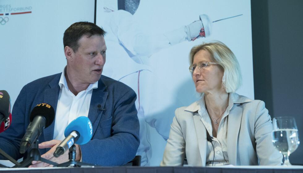 NEDBEMANNING: NIF har gitt de ansatte beskjed om at de skal redusere med omtrent 15 årsverk. Foto: Terje Pedersen / NTB scanpix