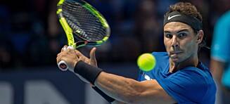 Nadal vant søksmål mot tidligere sportsminister