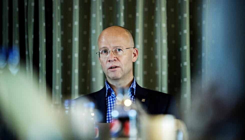 DOBBEL LØNN. Den nye havnedirektøren i Oslo, Ingvar Mathisen, får også lønn fra Bodø Havn. Foto: Nina Hansen / Dagbladet